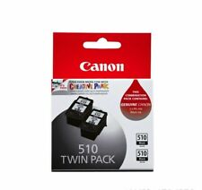 Canon Genuine PG510 Twin Pack Cartridge MG2160/MG3160/MG4160/MX376/MX436/MX516