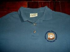 America's National World War II Museum New Orleans Large Polo Shirt Embroidered