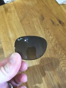 Ray Ban Wayfarer 2132 52-18 Grey Grad Lenses Brand New Glass Originals