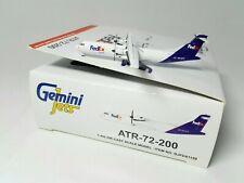Gemini ATR 72-200 FedEx, 1:400