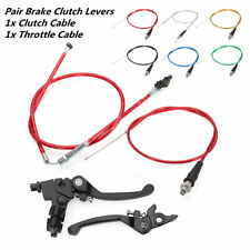 Clutch Cable Brake Lever Fits CRF50 SSR KLX 110cc 125cc 150cc Pit Dirt Bike