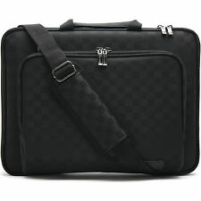 "Dell Inspiron 15 15.6"" Laptop Case Sleeve Shoulder Bag MF Protection JPP 16S"