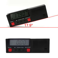 Electronic Inclinometer Digital Angle Protractor Level Gauge Meter Instrument