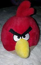 Angry Bird plush red