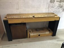 More details for pipe organ 3 rank electric unit chest