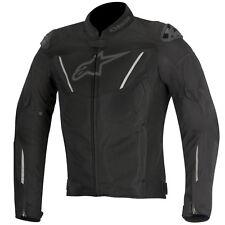 ALPINESTARS 2015 T-GP R AIR Textile Motorcycle Jacket (Black) S (Small)