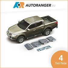 Unterfahrschutz Set  — Stahl 2mm — Fiat Fullback | Mitsubishi L200 / Triton