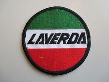 Vintage LAVERDA Aufnäher 7,5 cm Patch original 70er Jahre NOS Jota SFC 750 1200