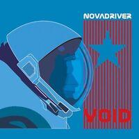NOVADRIVER - VOID   VINYL LP NEW+