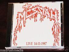 Messiah: Live 14-11-1987 & Sursee 1992 CD Switzerland Death / Thrash Metal NEW