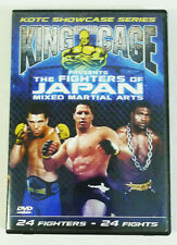 King of the Cage - The Fighters of Japan (DVD, 2005)