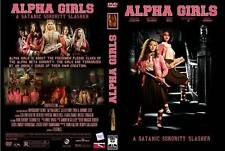 Alpha Girls Satanic Sorority Slasher Horror DVD Ron Jeremy Falon Joslyn SchoolyD