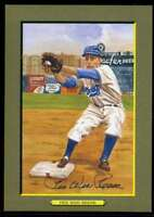 Pee Wee Reese Signed Bas Beckett Perez Steele Great Moments Authentic Autograph