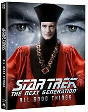 Star Trek: The Next Generation - All Good Things [New Blu-ray] Full Frame, Dig