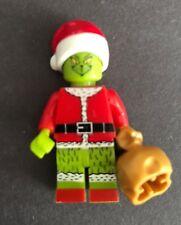 HOLIDAY LEGO MINIFIGURES - GRINCH - Christmas Legos!