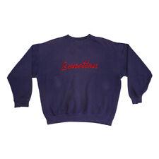 United Colors of Benetton Sweatshirt | Vintage 90s Italian Fashion Designer VTG