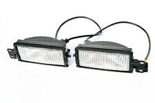 BMW E28 Euro fog lights foglights with brackets NEW OEM 520 525 528 533 535 M5