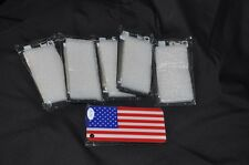 Free SHIP NEW 3rd party USA Flag Apple iPhone 4s battery rear cover/backdoor