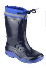 Mirak Splash Blue Kids Warmlined Boot Kids Size UK 9.