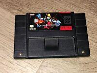 Killer Instinct Super Nintendo Snes Cleaned & Tested Authentic