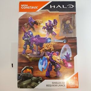 MEGA Construx Shields of Requiem Lance (FMM88) Halo bloks