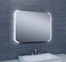 Sanifun Duo-Led miroir anticondensation Matia 80 x 60.