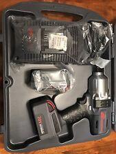 "Ingersoll-Rand W7150-K22 20V 5.0Ah Cordless Li-Ion 1/2"" Impact Wrench Kit"
