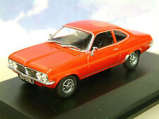 SUPERB OXFORD DIECAST 1/43 1971-75 VAUXHALL FIRENZA 1800 SL FLAMENCO RED VF002