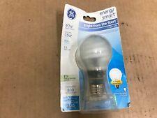 GE Lighting 63503 Energy Smart Bright from the Start CFL 15-Watt Light bulb 1PK