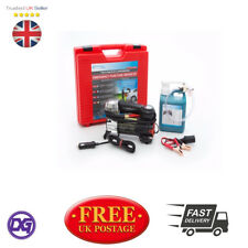 Puncture Safe Emergency Repair Kit - Permanent Replacement of Spare Wheel