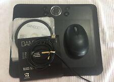 WACOM Bamboo Fun Tablet Graphics Pad CTE450 CTE-650/K NO PEN Mouse Cd Guide(7B
