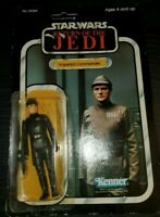 Kenner Star Wars RotJ Imperial Commander - Sealed on Card 77 Back