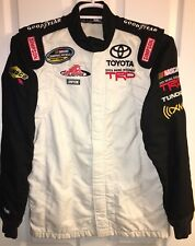 SMALL Nascar Fire Suit Jacket SFI Nomex RED HORSE RACING Crew DRIVER Simpson