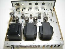 Vintage Modified Eico ST70 Stereo Tube Amplifier / 5881 - 6L6GC - KT2