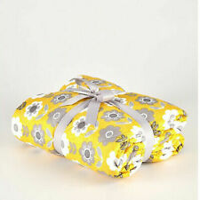 Yellow Mustard Quilted Throw Blanket 150x200 Cm From George Home Brand New!!