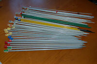 Used Knitting Needles - Various sizes and makes