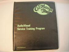 """Arctic Cat """"Cat Master"""" Audio/Visual Service Training Kit"""