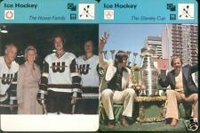 1977-79 Hockey Sportscaster cards. 23 with high #'s