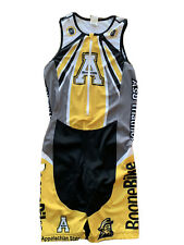 App State Triathlon Suit, Size Medium