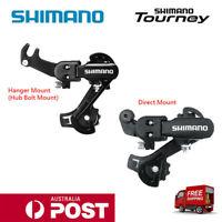 Shimano Tourney RD-TZ31-A 6/7 Speed Direct / Hanger Mount Rear Derailleur AJ