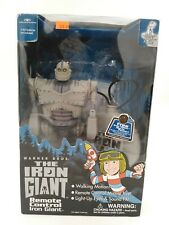 The Iron Giant Remote Control Toy 1999 (Open Box) Trendmasters