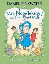 Mrs. Noodlekugel and Four Blind Mice-ExLibrary