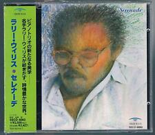 LARRY WILLIS WITH RY DRUMMOND AND VICTOR LEWIS SERENADE CD MADE IN JAPAN  SIGIL.