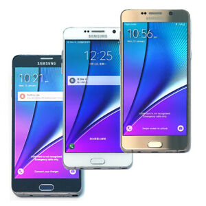 Samsung Galaxy Note 5 SM-N920V Android 4G LTE 32GB Unlocked SmartPhone Verizon