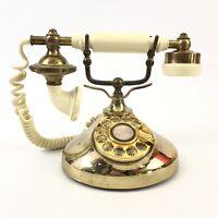 Vintage Radio Shack Rotary French Style Telephone