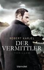 Der Vermittler / Geheimagent Ernst Grip Bd. 2 Robert Karjel 0217 ++Ungelesen++