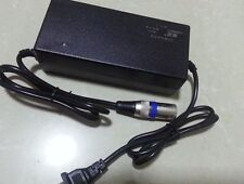 DC60V 2A Polymer Lithium Battery Power Charger 17S XLR for Electric Scooter