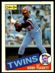 1985 O-Pee-Chee Baseball - Pick A Card - Cards 1-200