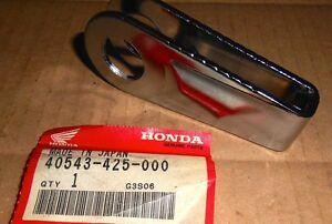 Honda O.E NEW CB750 CB650SC Chain adjuster wheel alignment tensioner CB 1979-83