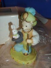 Avon Magnificent Circus Bears Collection Marcello the Magician Figurine